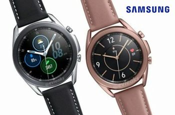 שעון יד חכם Samsung Galaxy Watch 3 41mm SM-R850